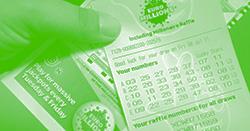 speciale Kerst loterij supertrekking