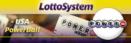 Amerikaanse Powerball loterij